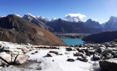Everest Base Camp Trek via Gokyo Lakes & Cho La Pass